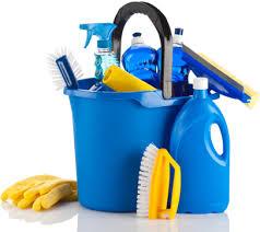 wij zorgen dat er wordt schoongemaakt na het vertrek