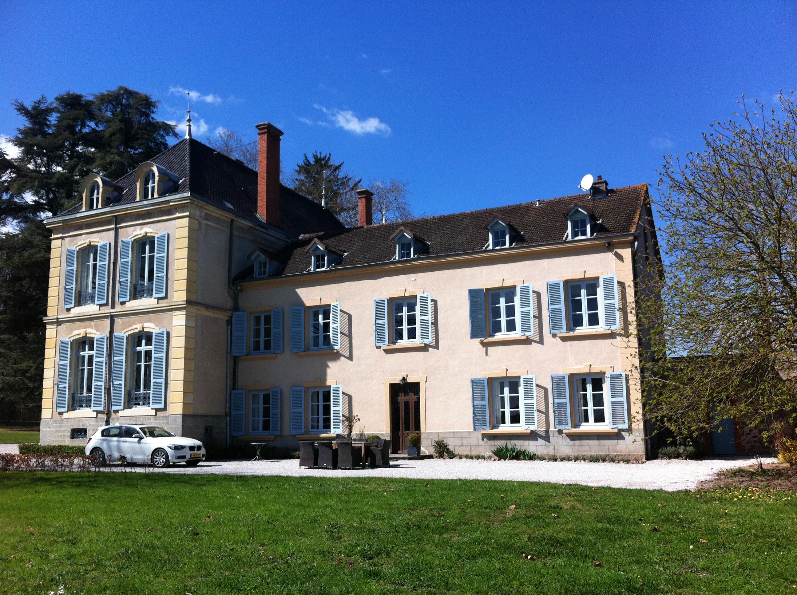 Voorkant Maison Les Bardons - Copy