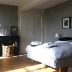 Slaapkamer Maison Les Bardons